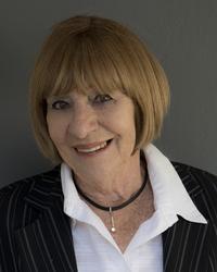 Doreen  Hasleham, estate agent
