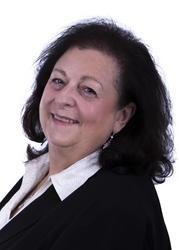 Patricia Hoad, estate agent